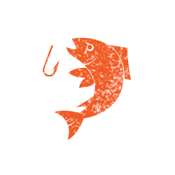 fish on hook icon